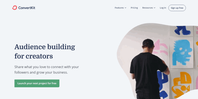 ConvertKit | Email Marketing for Online Creators