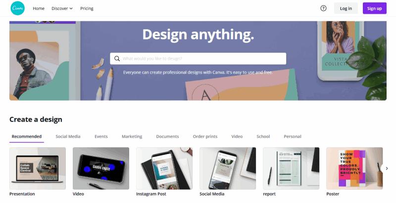 Collaborate Create Amazing Graphic Design for Free