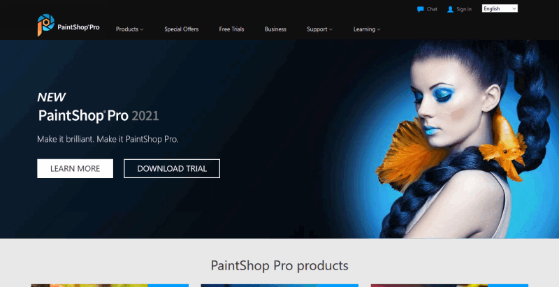 PaintShop Pro 2021 Download Your Free Trial