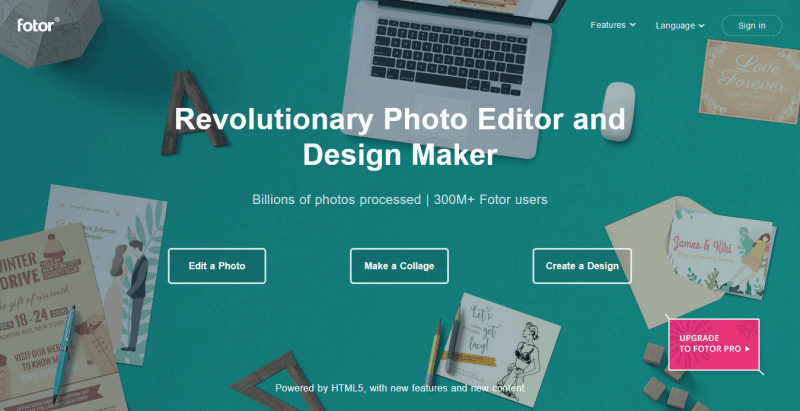 Online Photo Editor Fotor – Free Image Editor Graphic Design