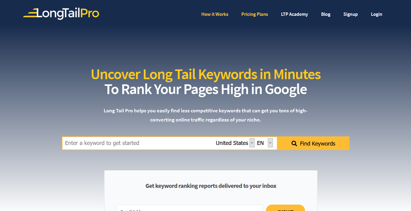 The Best Keyword Research Tool for Long Tail Keywords LongTailPro