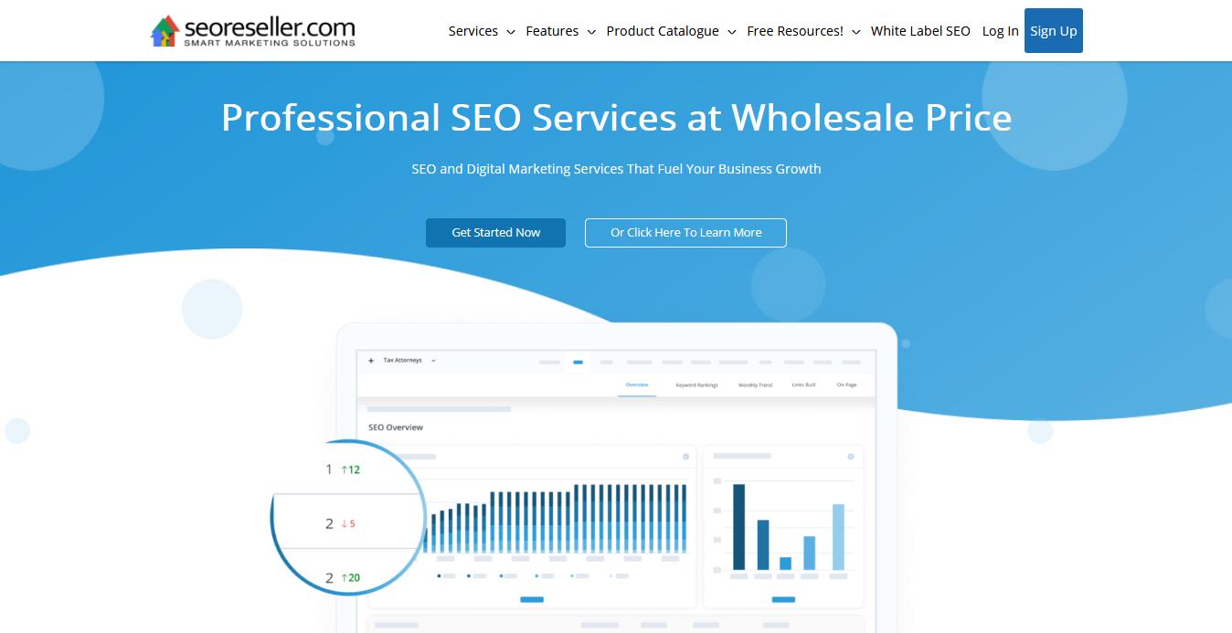 SEOReseller, White Label SEO SEO Outsource Provider SEOReseller