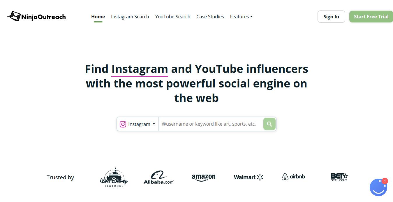 Influencer and Blogger Marketing Outreach Software