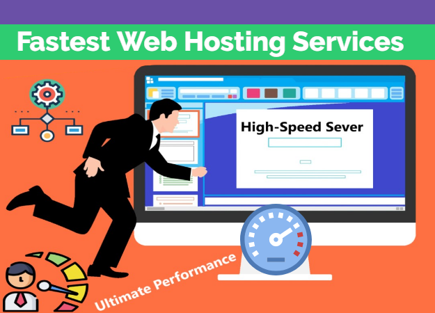 10 Fastest Web Hosting services for 2020 (High-Speed Servers)
