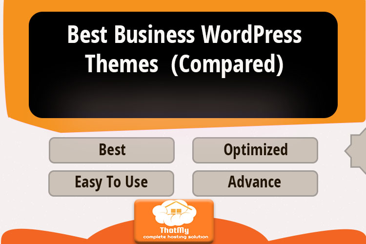 Best Business WordPress Themes (Compared)