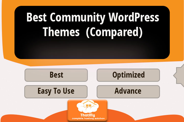 Best Community WordPress Themes (Compared)