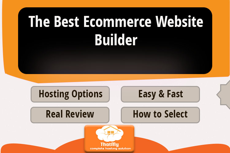 The Best Ecommerce Website Builder
