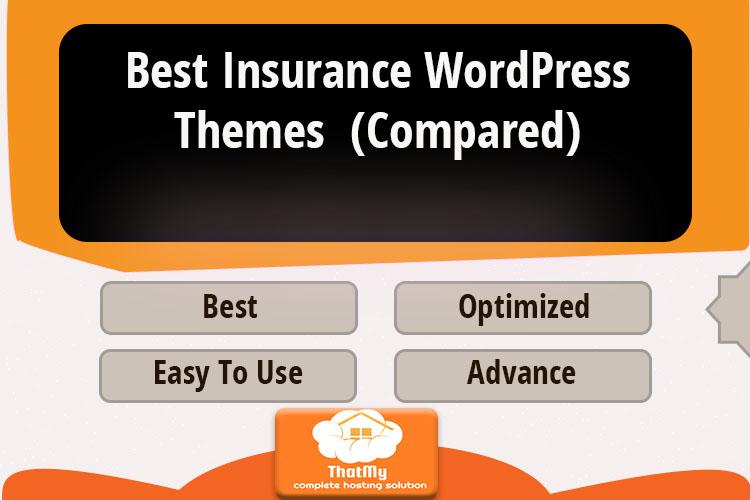 Best Insurance WordPress Themes (Compared)