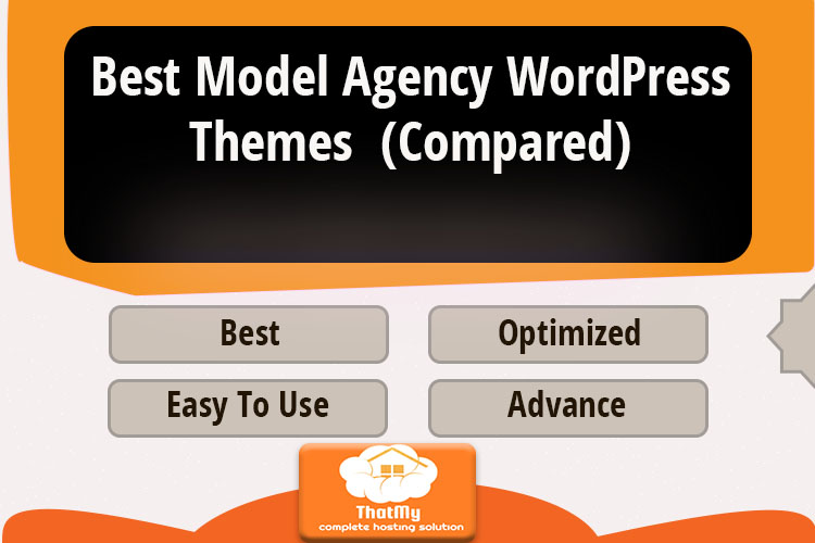 Best Model Agency WordPress Themes (Compared)