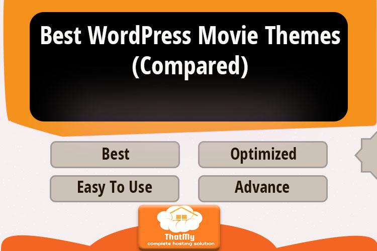 Best WordPress Movie Themes (Compared)