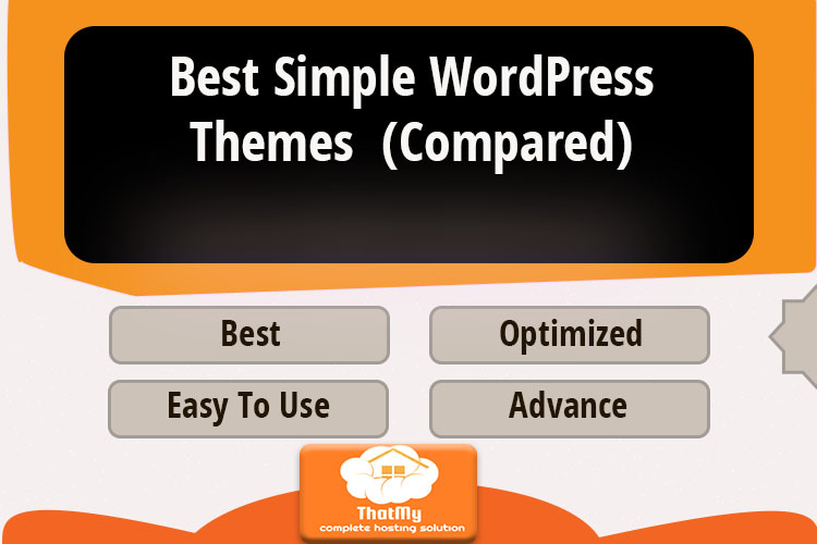 Best Simple WordPress Themes (Compared)