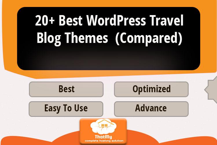 20+ Best WordPress Travel Blog Themes (Compared)