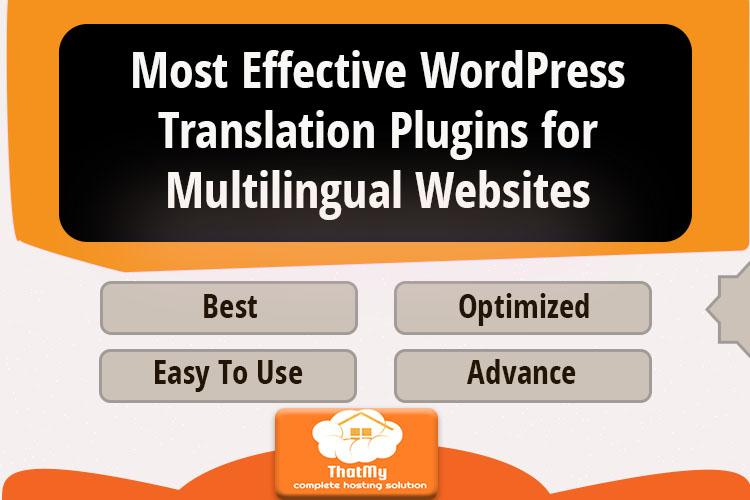 Most Effective WordPress Translation Plugins for Multilingual Websites