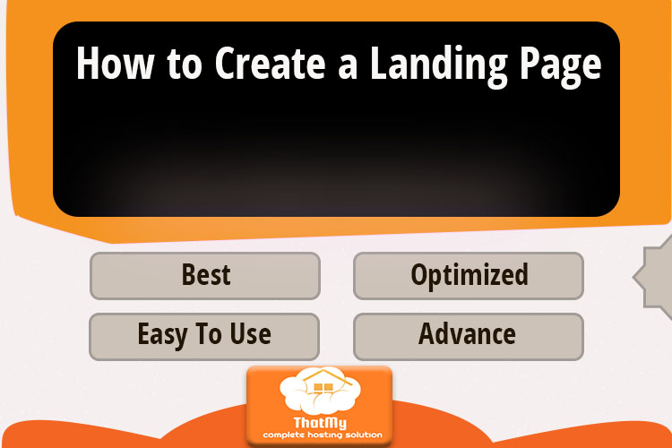 How to Create a landing page with Instapage