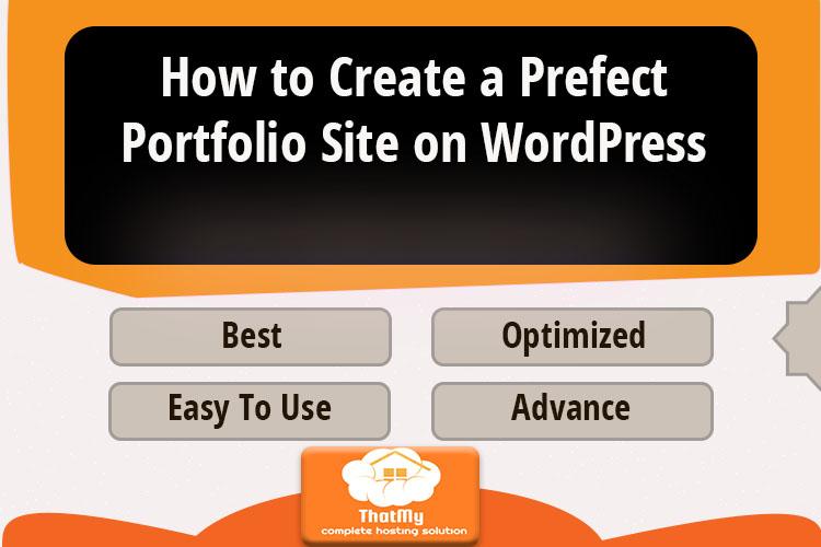 How to Create a Prefect Portfolio Site on WordPress