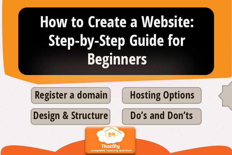 How to Create a Website: Step-by-Step Guide for Beginners