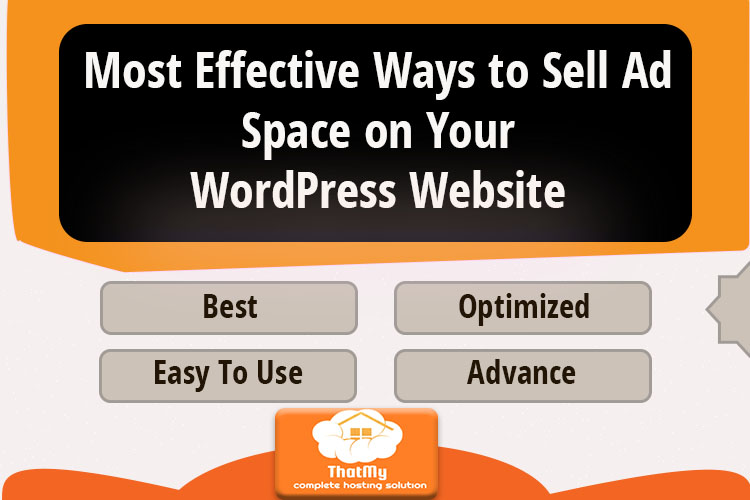 Most Effective Ways to Sell Ad Space on Your WordPress Website