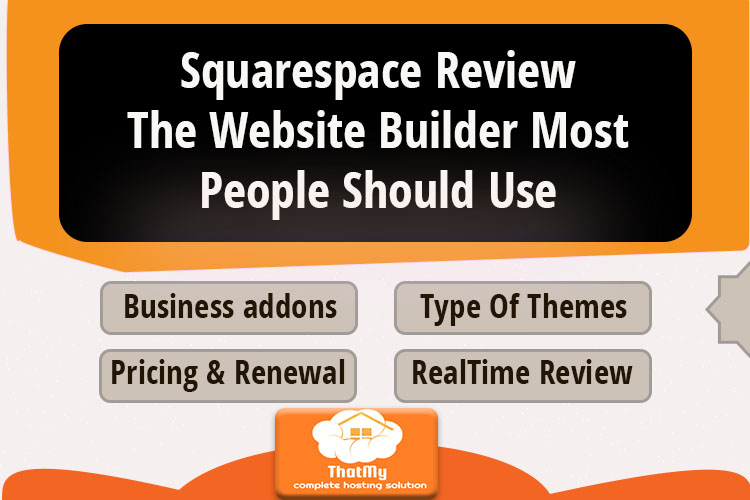 Squarespace ReviewThe Website Builder, Most People, Should Use