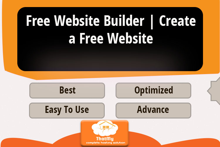 Free Website Builder | Create a Free Website
