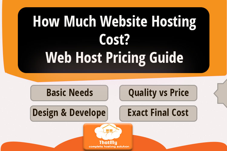 How many websites Hosting Costs? Web Host Pricing Guide