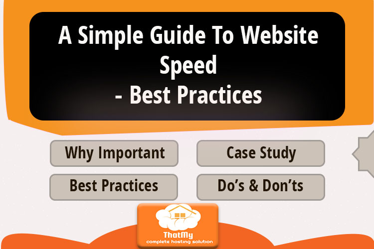 A Simple Guide To Website Speed- Best Practices