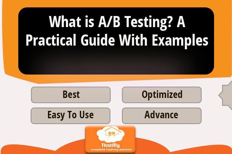 What is A/B Testing? A Practical Guide With Examples